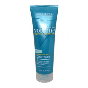 John Frieda Luxurious Volume Touchably Full Conditioner  for Unisex
