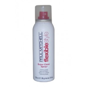 Paul Mitchell Super Clean Flexible Style Finishing Spray  for Unisex