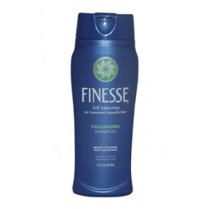 Finesse Self Adjusting Volumizing Shampoo  for Unisex
