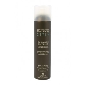 Alterna Bamboo Style Cleanse Extend Translucent Dry Shampoo  for Unisex