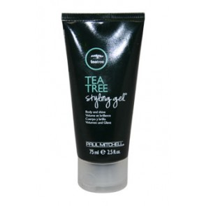 Paul Mitchell Tea Tree Styling Gel  for Unisex