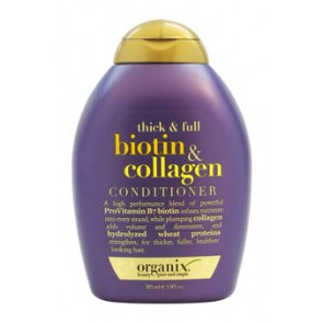 Organix Thick And Full Biotin And Collagen Conditioner  for Unisex