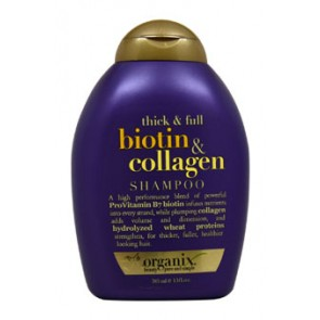 Organix Thick And Full Biotin And Collagen Shampoo  for Unisex