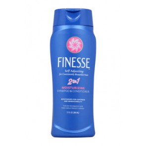 Finesse Self Adjusting 2 In 1 Moisturizing Shampoo And Conditioner  for Unisex