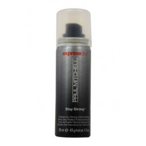 Paul Mitchell Stay Strong Express Dry Strong Hold Hair Spray  for Unisex