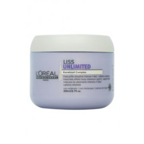 L'Oreal Liss Unlimited Keratinoil Complex Mask  for Unisex