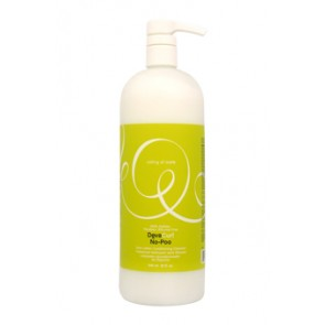Deva DevaCurl No-Poo Zero Lather Conditioning Cleanser  for Unisex