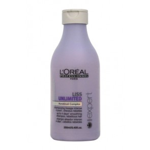 L'Oreal Liss Unlimited Keratinoil Complex Shampoo  for Unisex