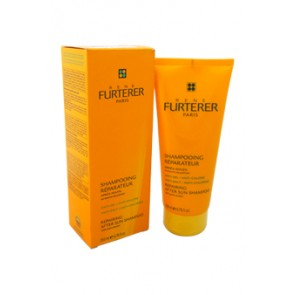 Rene Furterer Sun Care Repairing After Sun Shampoo With Palm Butter  for Unisex
