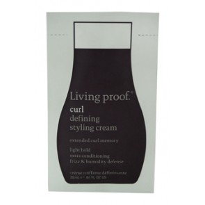 Living Proof Curl Defining Styling Cream  for Unisex