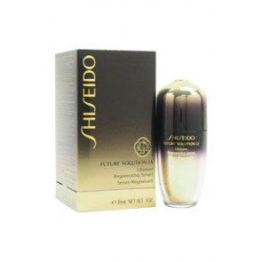 Shiseido Future Solution LX Ultimate Regenerating Serum , 1 oz