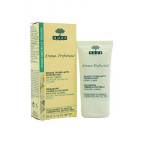 Nuxe Aroma-Perfection Unclogging Thermo-Active Mask , 1.8 oz