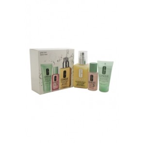 Clinique 3-Step Skin Care Introduction Kit  - Combination Oily Skin Type