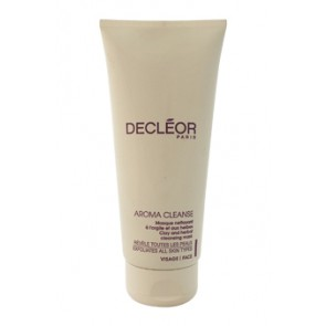 Decleor Aroma Cleanse Clay And Herbal Cleansing Mask , 6.7 oz (Tester)