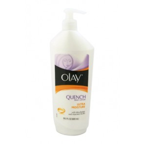Olay Ultra Moisture Lotion With Shea Butter for Women, 20.2 oz