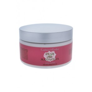 Crabtree & Evelyn Pear and Pink Magnolia Body Souffle  for Women, 8.8 oz