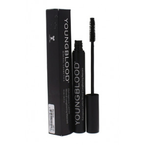 Youngblood Outrageous Lashes Mineral Lengthening Mascara - Blackout for Women, 0.34 oz