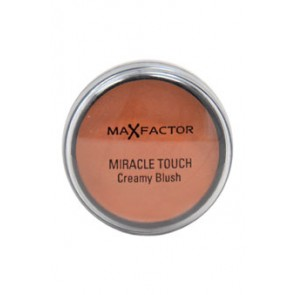 Max Factor Miracle Touch Creamy Blush - 03 Soft Copper for Women, 11.5 g
