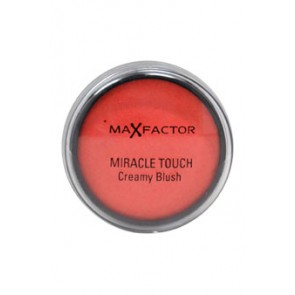 Max Factor Miracle Touch Creamy Blush - 18 Soft Cardinal for Women, 11.5 g