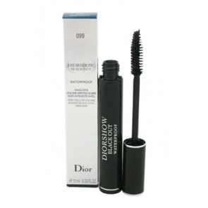 Dior Diorshow BlackOut Waterproof Mascara  - 099 Kohl Black for Women, 0.33 oz