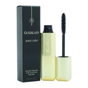 Guerlain Maxi Lash Mascara - 01 Noir for Women, 0.28 oz