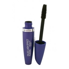 Max Factor False Lash Effect Fusion Mascara - Black Brown for Women, 13.1 ml