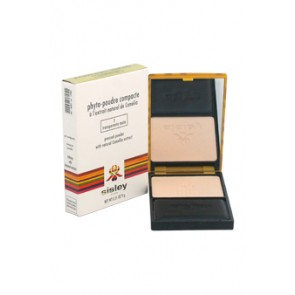 Sisley Phyto Poudre Compacte Pressed Powder - 1 Transparent Mate for Women, 0.31 oz