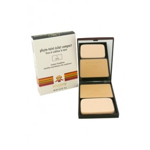 Sisley Phyto Teint Eclat Compact Foundation - 1 Ivory for Women, 0.35 oz
