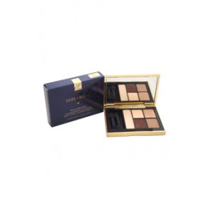 Estee Lauder Pure Color Envy Sculpting Eyeshadow 5 Color Palette -  Fiery Safron for Women, 0.24 oz