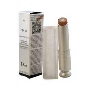 Dior Fix It 2-in-1 Prime & Conceal Face - Eyes - Lips - 003 Dark for Women, 0.12 oz