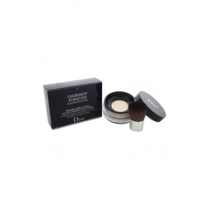 Dior Diorskin Forever & Ever Control Invisible LoosePowder With Mini Kabuki Brush - 1 for Women, 0.28 oz