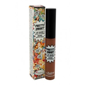 theBalm Pretty Smart Lip Gloss  - Snap! for Women, 0.219 oz
