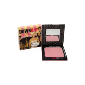 theBalm DownBoy Shadow/Blush  - Pink for Women, 0.35 oz