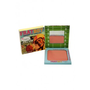 theBalm FratBoy Shadow/Blush - Peachy Apricot for Women, 0.3 oz