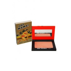 theBalm Hot Mama! Shadow/Blush  - Pinky Peach for Women, 0.25 oz