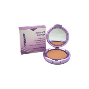 Covermark Compact Powder Waterproof Dry Sensitive Skin  - 4A for Women, 0.35 oz