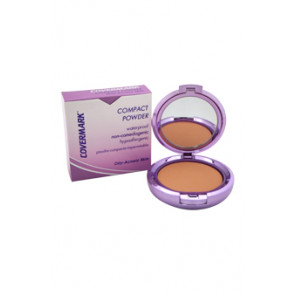 Covermark Compact Powder Waterproof Oily-Acneic Skin - 4A for Women, 0.35 oz
