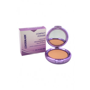 Covermark Compact Powder Waterproof Oily-Acneic Skin - 2 for Women, 0.35 oz