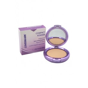 Covermark Compact Powder Waterproof Oily-Acneic Skin - 1 for Women, 0.35 oz