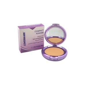 Covermark Compact Powder Waterproof Oily-Acneic Skin - 1A for Women, 0.35 oz