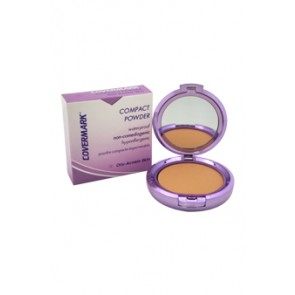 Covermark Compact Powder Waterproof Oily-Acneic Skin - 4 for Women, 0.35 oz