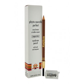Sisley Phyto-Sourcils Perfect Eyebrow Pencil With Brush & Sharpener  - Cappuccino for Women, 0.019 oz