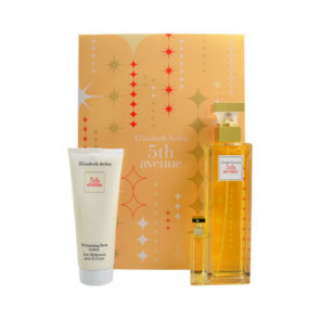Elizabeth Arden Fifth Avenue 3 Piece Set 3 Piece Gift Set for Women