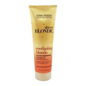 John Frieda Sheer Everlasting Blonde Colour Preserving Shampoo  for Women