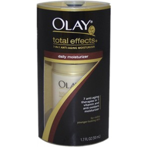 Olay Total Effects Daily Moisturizer for Women, 1.7 oz