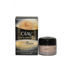 Olay Total Effects Anti Aging Eye Treatment for Women, 0.4 oz