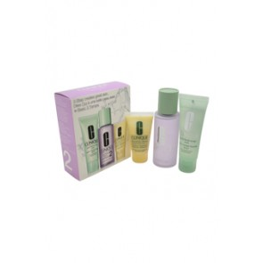 Clinique 3-Step Skin Care System  - For Skin Type 2 for Women