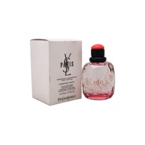 Yves Saint Laurent Paris Premieres Roses Limited Edition EDT (Tester) Spray for Women, 4.2 oz (Tester)