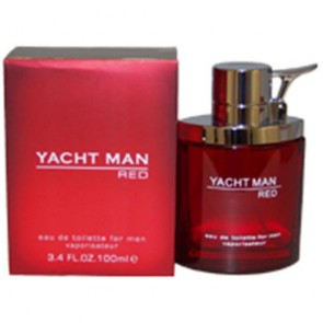 Yacht Man Red for Men