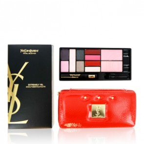 Yves Saint Laurent Extremely Ysl Make-Up Essential Palette Travel Selection for Women, 1.4 oz